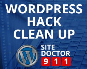 WordPress Hack Clean Up