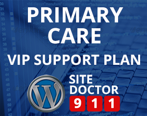 Primary WordPress Support Plan