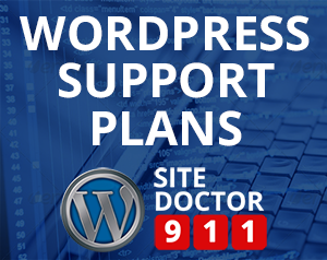 WordPress Support Plans